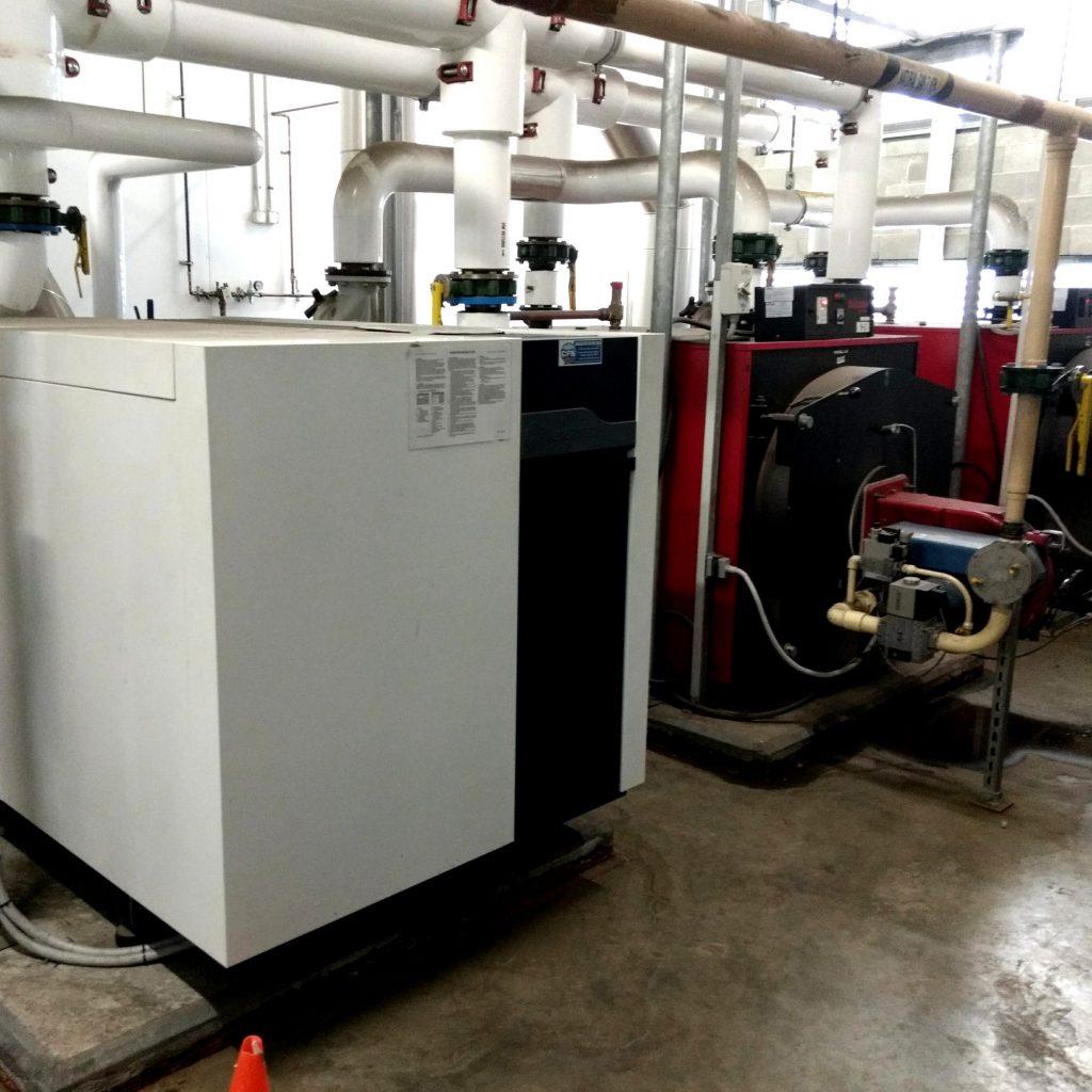 Gas boilers Leisurelink